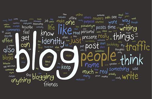 Блог идентичност
