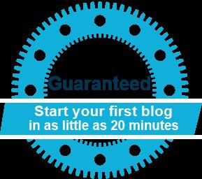 Langkah-langkah sederhana untuk membantu Anda membuat blog dengan mudah
