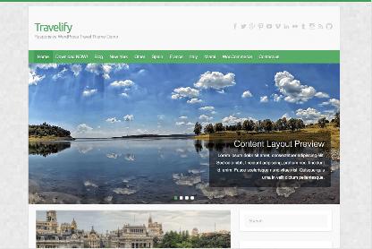 путешествия-блог-тема-travelify